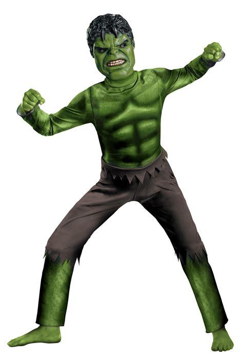 boys avengers incredible hulk costume costumepubcom