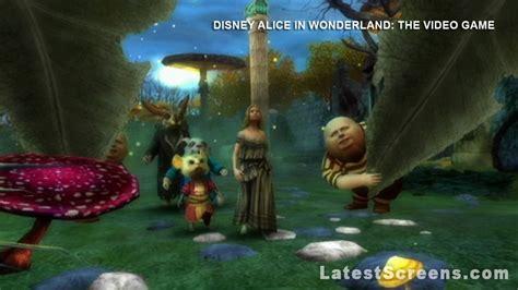 alice  wonderland screenshots  pc nintendo ds wii