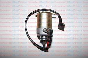 Hammerhead 150 Starter Motor