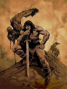 Over the Misty Mountains: Creating a High Level D&D Next ...  Conan