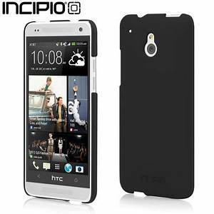Incipio Feather Case for HTC One Mini - Black :: MobileZap ...