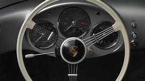 Michael Furman - 1955 Porsche 550 Spyder Steering Wheel