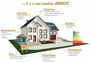 Economie D Energie Dans Une Maison : maison economie energie ~ Melissatoandfro.com Idées de Décoration