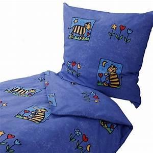 Biber Bettwäsche Blau : h bsche bettw sche aus biber blau 135x200 von dormisette bettw sche ~ Frokenaadalensverden.com Haus und Dekorationen
