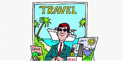 Travel Agent Agency Agencies Cartoon Why Guide