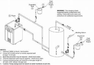 Indirect Water Heater Piping Diagram