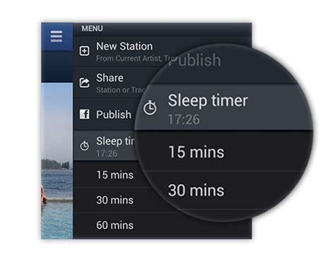 Sleep Timer introducing the pandora sleep timer on mobile pandora blog