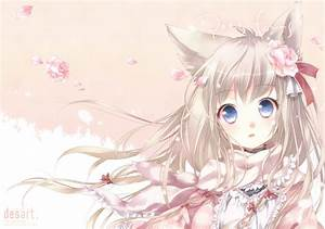 42, Anime, Neko, Wallpapers, On, Wallpapersafari