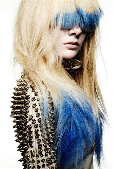 Oh Trend Shatush And Dip Dye Hair