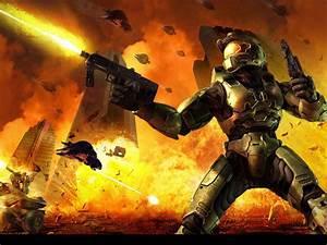 Fondo de Halo a resolución 1600x1200. Fondo de escritorio ...
