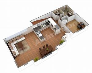 Good 3d House Blueprints And Plans With 3d House Plans ...