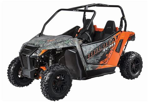 Arctic Cat Releases Mid-year Atvs And Utvs