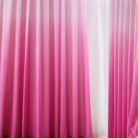 ombre shower curtain ombre gradient sheer curtain