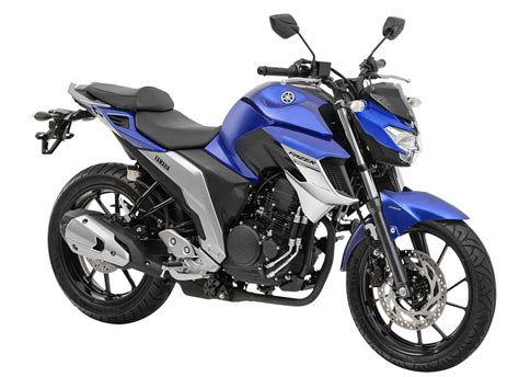Indian FZ25 Launched in Brazil as Fazer 250 with Standard ABS