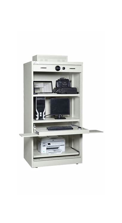 Cabinet Storage Pc Ultimate Computer Secure Cabinets