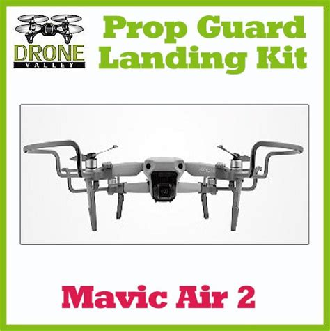 mavic air  landing gear prop guards