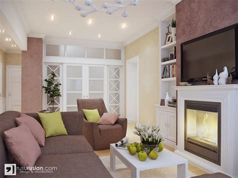 living room color scheme ideas in pastel hue and earth