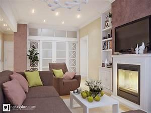 Living Colors Hue : living room color scheme ideas in pastel hue and earth tone ~ Eleganceandgraceweddings.com Haus und Dekorationen