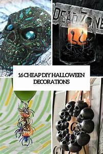 16, Cheap, Diy, Halloween, Decorations, That, Won, U2019t, Break, The, Bank