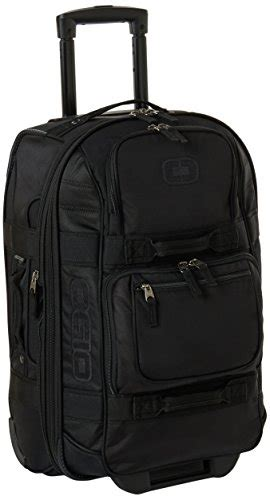 ogio layover travel bag stealth