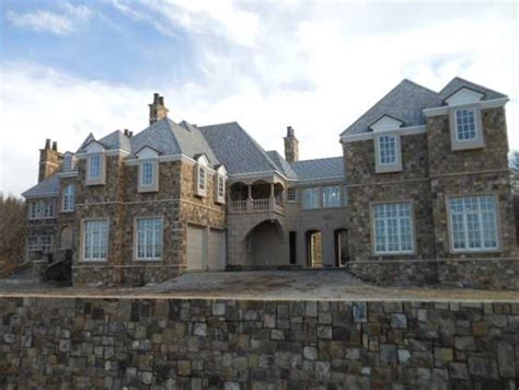17,000 Square Foot Unfinished Mansion In Cleveland, TN For