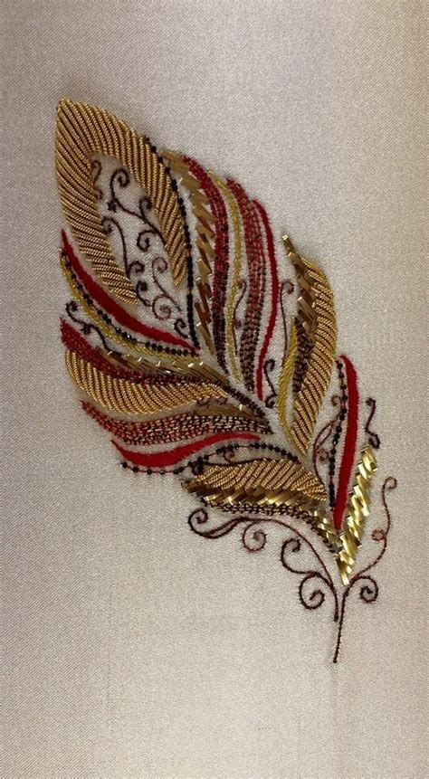 pin  deanna  embroidery goldwork embroidery