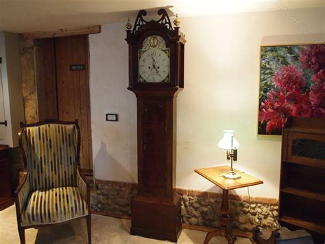 cloverleaf home interiors antiques atlas clock longcase grandfather clock william