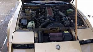 300zx Z31 Engine Running Vg30 V6 1986