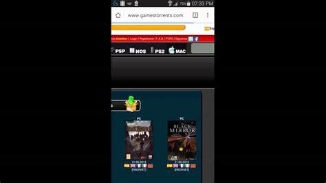 Los archivos de juegos ppsspp o rom suelen estar disponibles en formato zip, rar, 7z, que luego se pueden extraer después de. COMO DESCARGAR JUEGOS TORRENT PARA PPSSPP ANDROID - YouTube