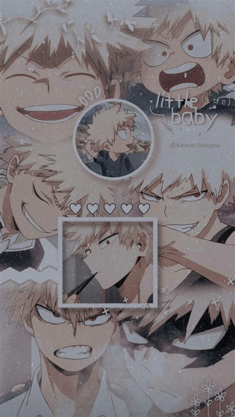 aesthetic anime bakugo wallpapers wallpaper cave