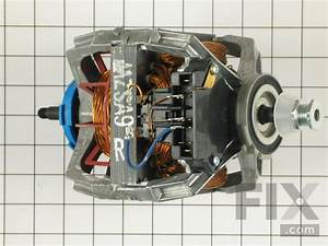 Oem Kenmore Dryer Drive Motor With Pulley  279827