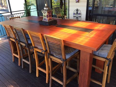 25+ Best Ideas About Bar Height Table On Pinterest