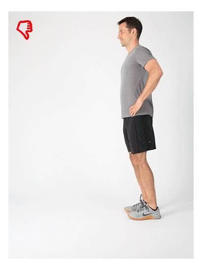 Lunge Perfect Forward Heel Pop Greatist 1155