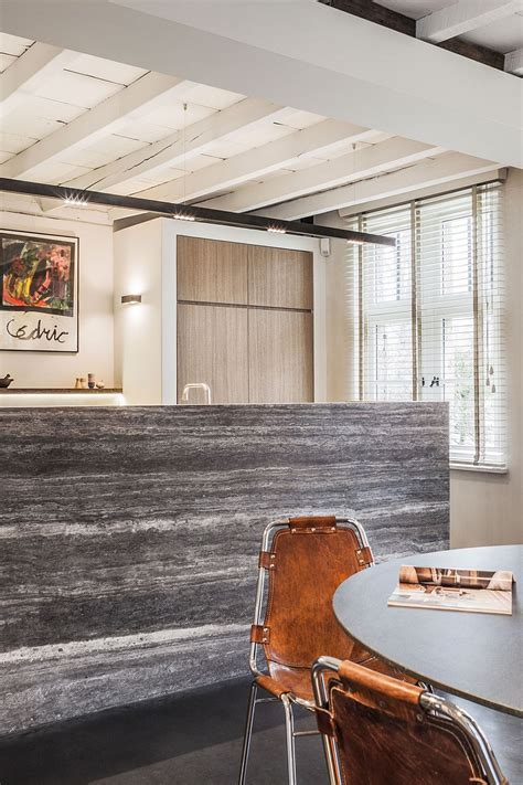 Synergy of Contrasting Styles: Farmhouse Renovation in Belgium