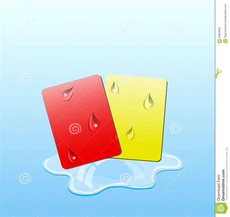 Sad Warning And Ban Cards Stock Vector Illustration Of