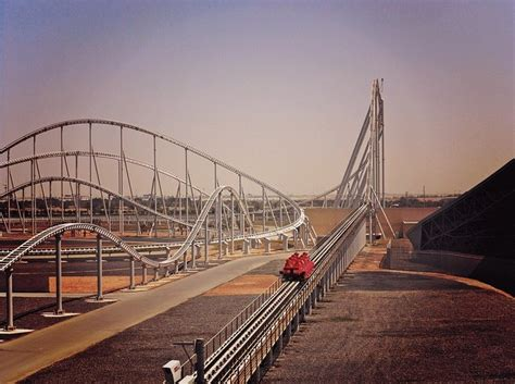 1 Formula Rossa by 5 Pumping Roller Coasters You Might Not Known