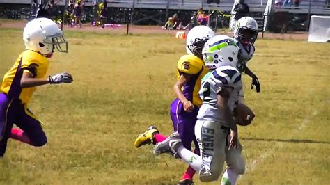 ensley seahawks  pleasent grove spartans youth football