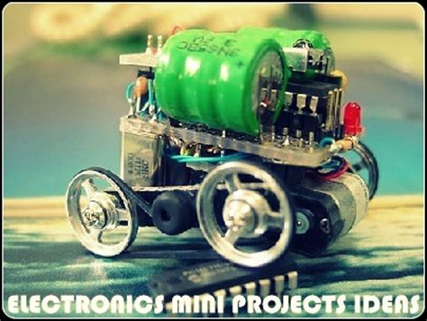 List Electronics Electrical Projects For