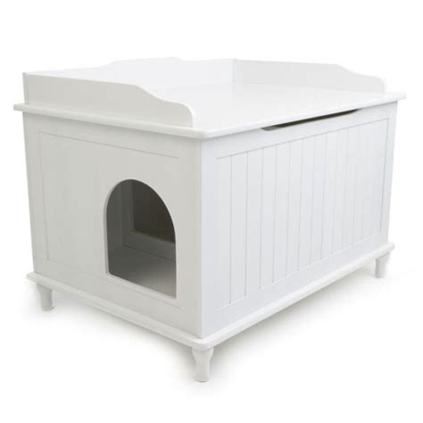 designer catbox litter box enclosure ebay