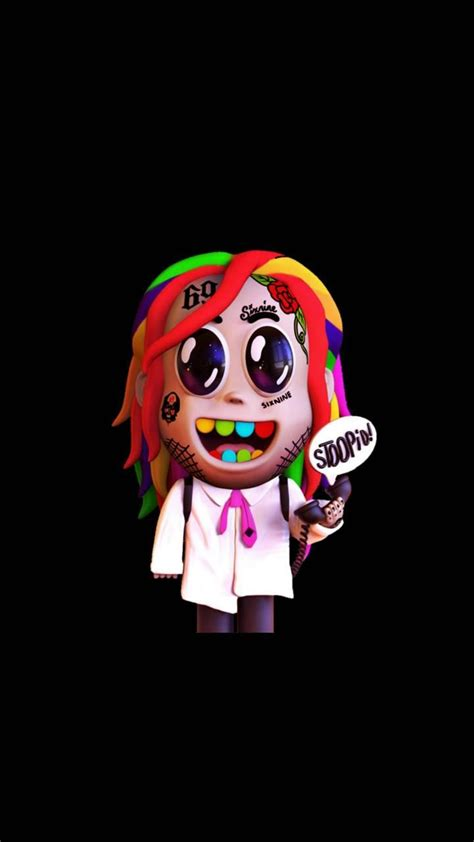 Check spelling or type a new query. Cool Wallpaper Cartoon 6ix9ine Wallpaper