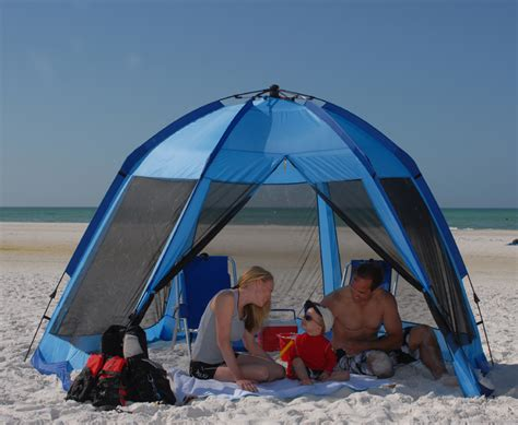 Summer Habitat Pop-up Beach Tent