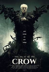 Crow (#4 of 4): Extra Large Movie Poster Image - IMP Awards
