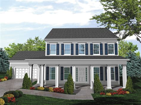 judy jane colonial home plan house plans
