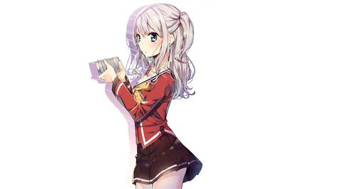 1920x1080 Px Anime Girls Charlotte Anime Tomori Nao High Quality Wallpapershigh Definition