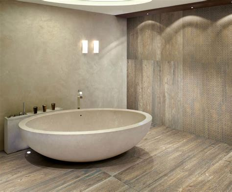Wood Tiles In Bathroom by 28 Great Ideas And Pictures Of Faux Wood Tile In Bathroom