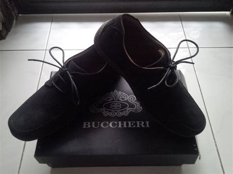 Sepatu Santai Buccheri jual sepatu kerja pria buccheri di lapak jhonny