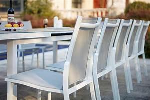 Table De Jardin Aluminium 12 Personnes : ensemble table de jardin extensible en aluminium moniga 10 ~ Edinachiropracticcenter.com Idées de Décoration