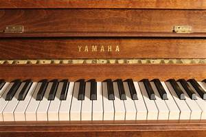 Restored Yamaha Studio Upright Piano For Sale Vermont