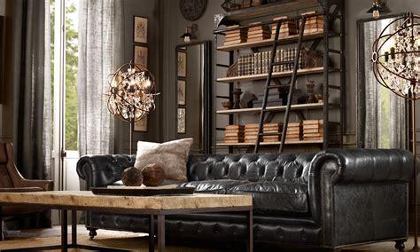 Restoration Hardware Soho Tufted Sofa by 1000 Images About Restoration Hardware On Pinterest