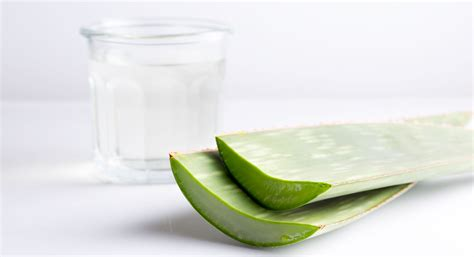 Aloe Vera Juice is an Unexpected Beauty Booster - Thrive